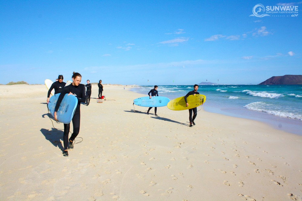 Surf Camp Pre-Training - How to your body ready for your surf trip